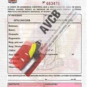 Renovação Laudo AVCB/CLCB