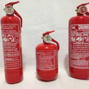 Extintor Veicular e Marítimo – Classe ABC