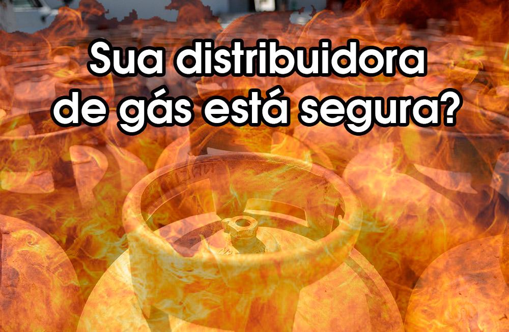 O risco dos extintores vencidos em distribuidoras de gás